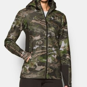 Under Armour Early Season Camo Full Zip Hoodie